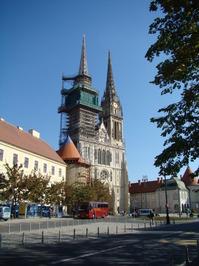 Streets of Zagreb