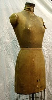 Antique dress form 1