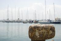 The port Syracuse, Sicily