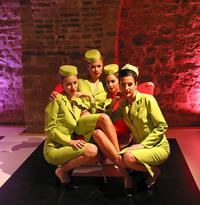girls in green 6