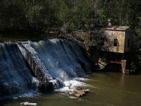 Old Power Dam