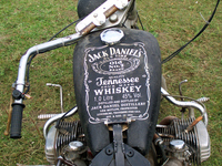 Jack Daniel`s Style - detail