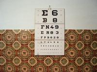 ugly 70's optician surgery