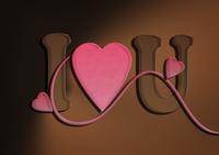Chocolate I Love U