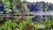 Lucas Pond, Crossett, AR