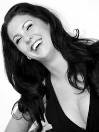 Meghan Laughing
