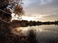 autumn in Cheyenne