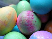 Easter Eggs Macro