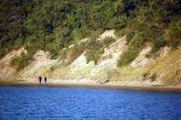 Sandbanks by the Mtunzini River, Kwa-Zulu Nata