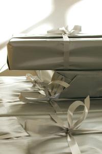 Silver presents