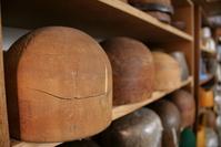 Millinery Wood blocks