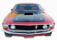 69 ford mustang mach 1