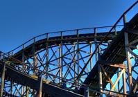Roller coaster - HDR