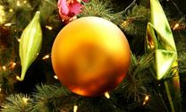 Baubles Themed Christmas 2