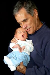 otec s dítětem