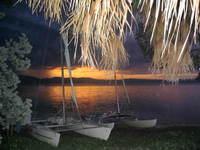 Sunset on the Lake #1