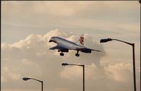 The last Concorde