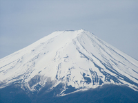 Fuji from Kawaguchi Lake 2