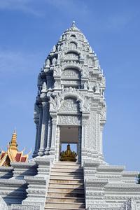 Royal Palace, Phnom Phen, Cambodia