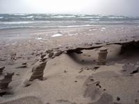 Sand Hoodoos
