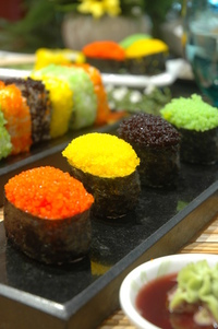 Sushi Fantasia