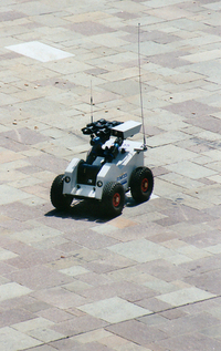 anti bomb robot 2