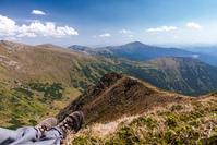 Chornohora ridge