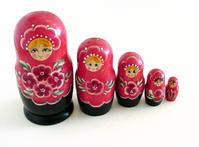 Matrioshka - Nesting Dolls