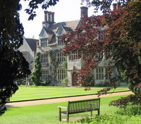 Anglesey Abbey country house