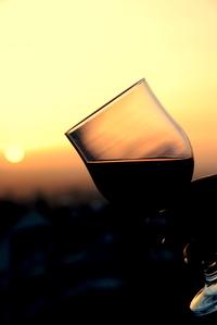Wine at Sunset 4