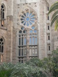 Nice Cathedral Window