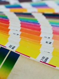 Colors by Pantone 2
