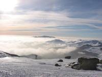 Mountainous nature