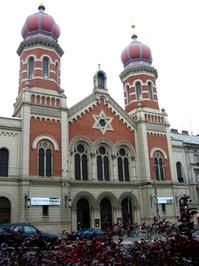 Synagogue in Pilsen 2