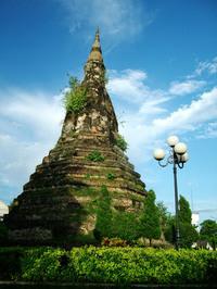 Black pagoda