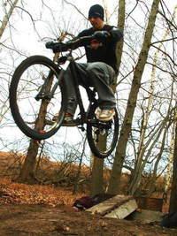 dirt jumping 5