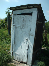 tilting toilet