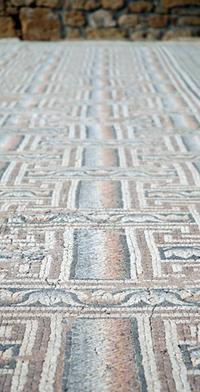 cyprian mosaic