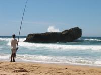 Fisherman in Portugal - Algarve