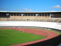 MOI Sports Complex at Nairobi