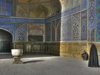 Friday mosque Esfahan