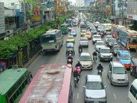 Bankok traffic 3