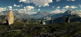 Elvan Mountains