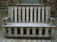 Homemeade bench