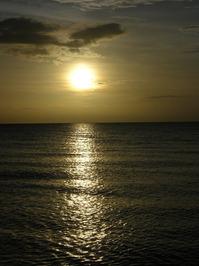 Afternoon Beach Sunset