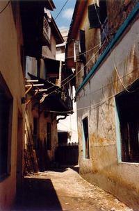 Street in Monbassa