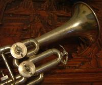 Dad's trumpet