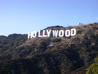 Hollywood Sign, Mulholland Dri