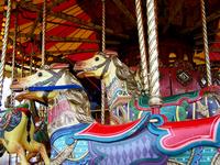 Merry-go-round horses 2