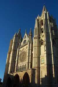 Leon Catedral, spain 4